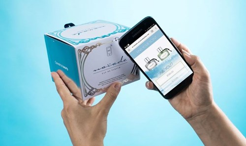 NFC, Intelligent Packaging
